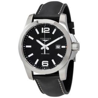 LONGINES 浪琴 Conquest 康卡斯 L3.760.4.56.3 男士时装腕表