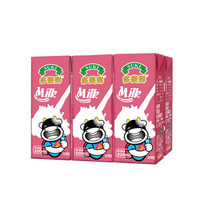 SUKI 多美鲜 草莓味低脂调制乳 200ml*6盒