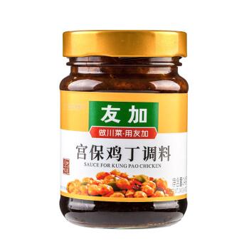 友加 宫保鸡丁调料 (瓶装、228g)