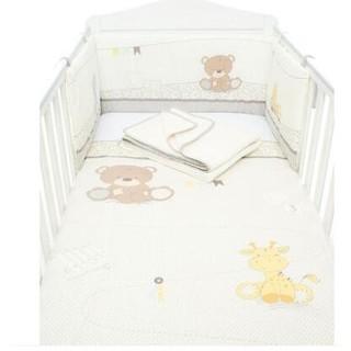 双11预售 : mothercare 婴儿床品4件套