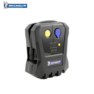 米其林(MICHELIN)车载充气泵MINI便携型 数显胎压 轮胎打气机 多种气嘴 打气泵 USB充电 4399ML