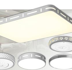 TCL照明 led灯具套餐  初玉 三室二厅A *4件