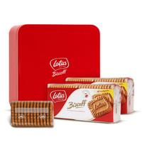 Lotus 和情 缤咖时焦糖饼干小红盒 (盒装、700g)