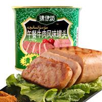 Shuanghui 双汇 午餐牛肉风味罐头 340g