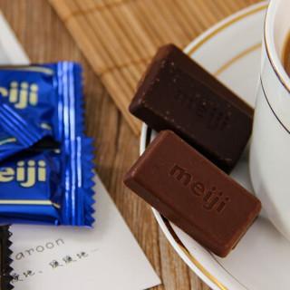 meiji 明治 巧克力排块混合装 180g