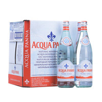 Acqua Panna 普娜 天然矿泉水 750ml*12瓶