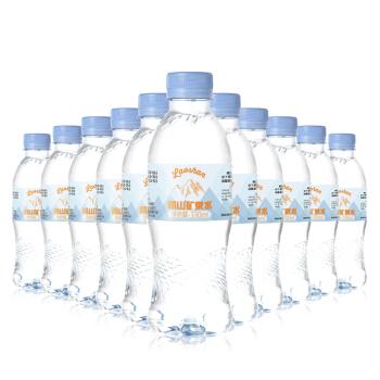 laoshan 崂山 传承系列 崂山饮用天然矿泉水 330ml*24瓶 整箱装