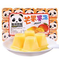 雅米熊猫 椰果果冻 (芒果味、480g)