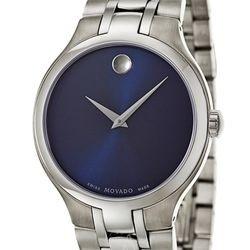MOVADO 摩凡陀 Collection 0606369 男士时装腕表