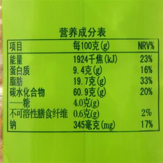正中 无蔗糖沙琪玛 (袋装、468g)