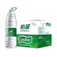 C'estbon 怡宝 饮用水 1.555L*12瓶