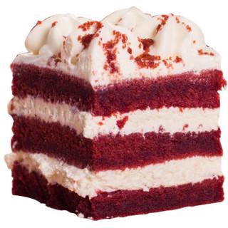 Best Cake 贝思客 白色红丝绒蛋糕 1.2磅