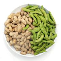 绿鲜知 花生毛豆组合  500g