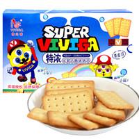 VIVIGA 味倍加 特浓牛乳干酪味饼干 (盒装、900g)