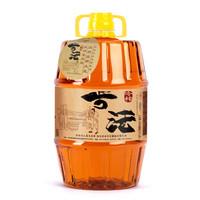中安 非转基因 古法冷榨 大豆油 5L