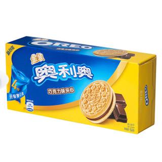 OREO 奥利奥 金装巧克力夹心饼干 (盒装、194g)