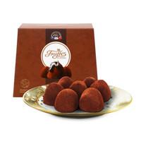 TRUFFLES 德菲丝 松露形代可可脂巧克力 浓情古典型 1000g