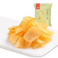 liangpinpuzi 良品铺子 山药脆片 (麻辣味、70g)