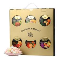 Cavendish & Harvey 嘉云糖 硬糖礼盒 1.2kg
