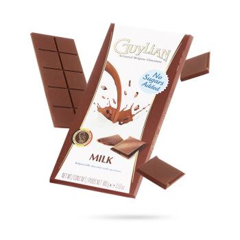 GUYLIAN 吉利莲 牛奶巧克力排块 100g