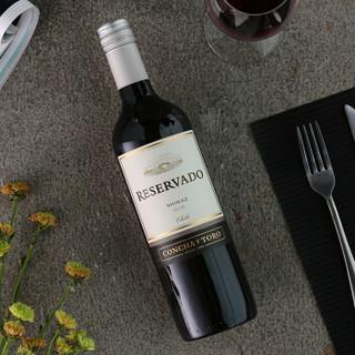 Concha y Toro 干露 西拉干红葡萄酒 750ml
