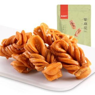 liangpinpuzi 良品铺子 蜜麻花 (袋装、160g)