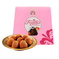 Truffles 德菲丝 松露形代可可脂巧克力 爱恋草莓型 800g