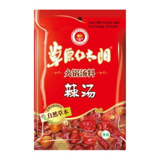 草原红太阳 草本火锅底料 涮羊肉辣汤料 238g