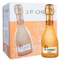 J.P.CHENET 香奈 蜜桃香起泡酒 200ml*6瓶