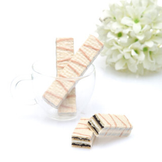 OREO 奥利奥 巧克棒 威化饼干 白巧克力味 256g*2盒
