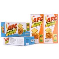 KINH DO 京都 AFC含钙小麦薄脆饼干+蔬菜味薄脆饼组合装 800g
