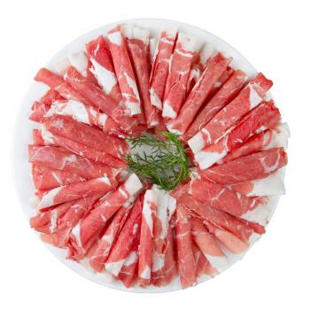 月盛斋 羔羊肉片 (盒装、400g)