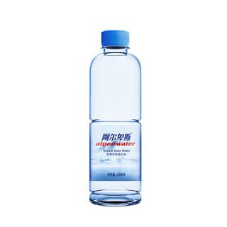 Alpenliebe 阿尔卑斯 天然苏打水 400ml*24瓶