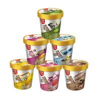 WALL'S 和路雪 冰淇淋套装  6盒 (1710g)
