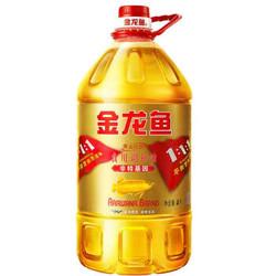 金龙鱼 金装 非转基因 食用调和油 4L *3件 +凑单品