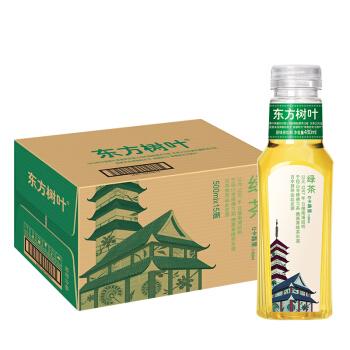 农夫山泉 东方树叶绿茶 500ml*15瓶
