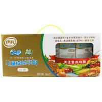 伊利 QQ星儿童成长牛奶 营养均膳型 190ml*15盒