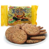 koloo 可拉奥 五谷元气 酥性饼干 牛乳味 308g