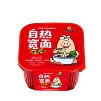 稻花香 自热宽面 (牛肉味、盒装、150g)
