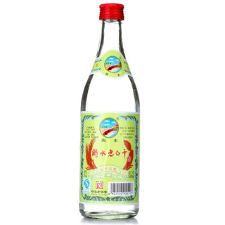 衡水老白干 绿标 清香型白酒 55度 500ml*12瓶