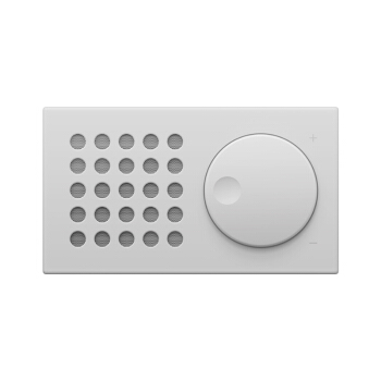smartisan 锤子科技 坚果砖式蓝牙小音箱 灰色 *4件