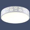 HAIDE 海德照明 LED吸顶灯 24W雪花 三段调光款 99元