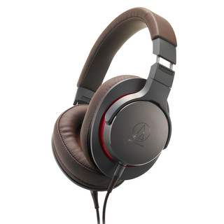 Audio Technica 铁三角 ATH-MSR7b 头戴式耳机