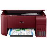 EPSON 爱普生 L3117 墨仓式彩色打印一体机