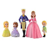 Barbie 芭比 迪士尼系列 Y6654 小公主苏菲亚之皇室家庭