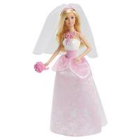 Barbie 芭比 CFF37 新娘芭比