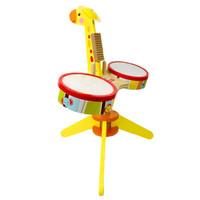 Fisher-Price 费雪 FP2008 音乐启蒙玩具 架子鼓