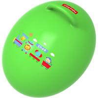 Fisher-Price 费雪 F0706H2 宝宝健身球 蛋形跳跳球 绿色