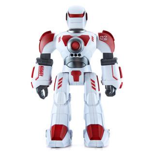 益米(YIMI)机器人智能遥控电动触摸感应儿童玩具声控可充电男女孩礼物 红