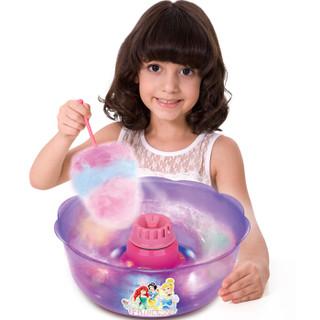 迪士尼Disney 儿童棉花糖机 过家家玩具DIY手工制作 香飘飘棉花糖机升级版公主DS-1943